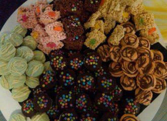 Fundraising cakes
